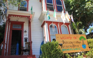 International Travelers House Hostel in San diego 2
