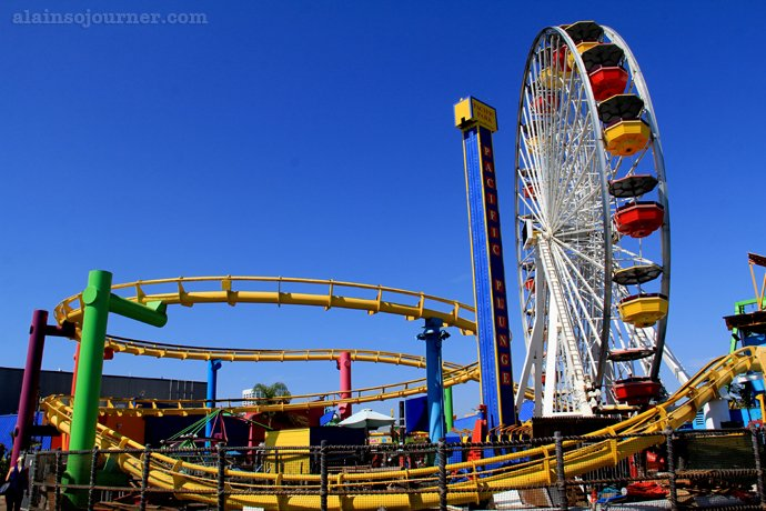 Things to do in Santa Monica Pier
