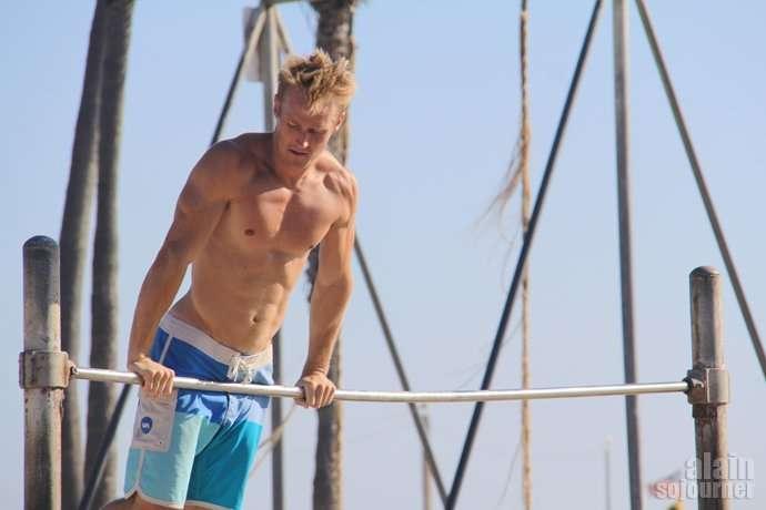 Venice Beach Hot Guys