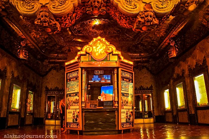 El Capitan Theater in Hollywood