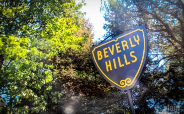 Beverly Hills Sign Tour