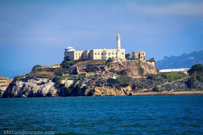 Alcatraz Island is Home to the notorious criminals