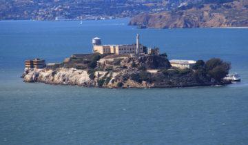 Alcatraz Island San Francisco California