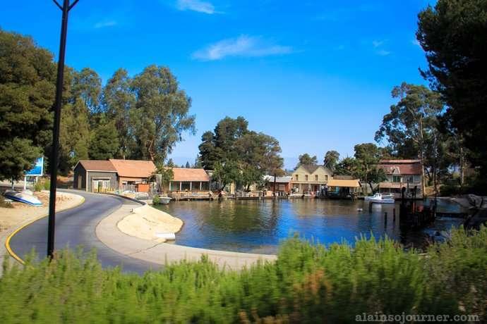 Amity Island Tour at Universal Studios