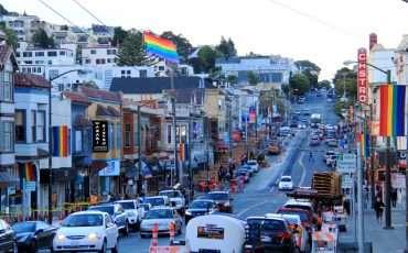 Castro Gay Village San Francisco California 1