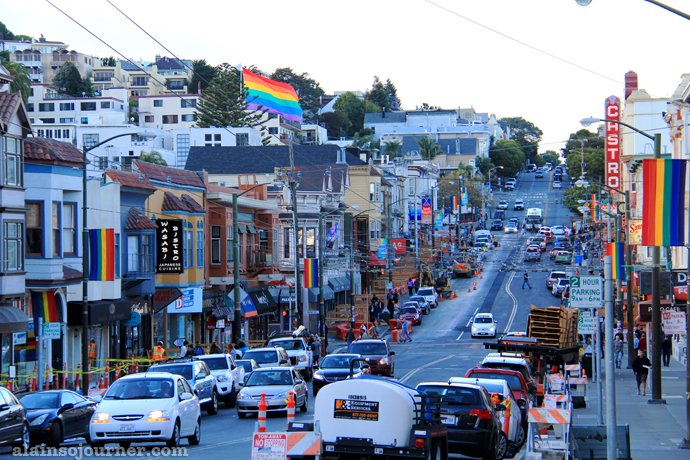 San Francisco California Gay Place 97
