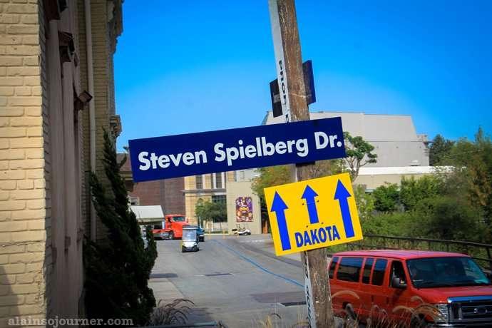 Tour at Universal Studios