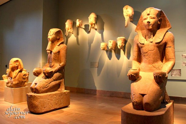 Metropolitan Museum of Art in New York City.