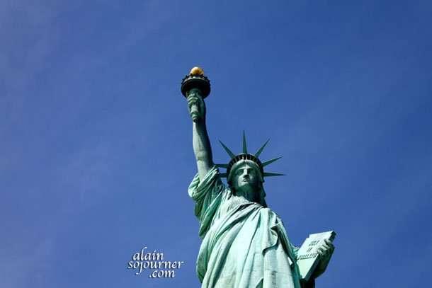 Lady Liberty Statue New York