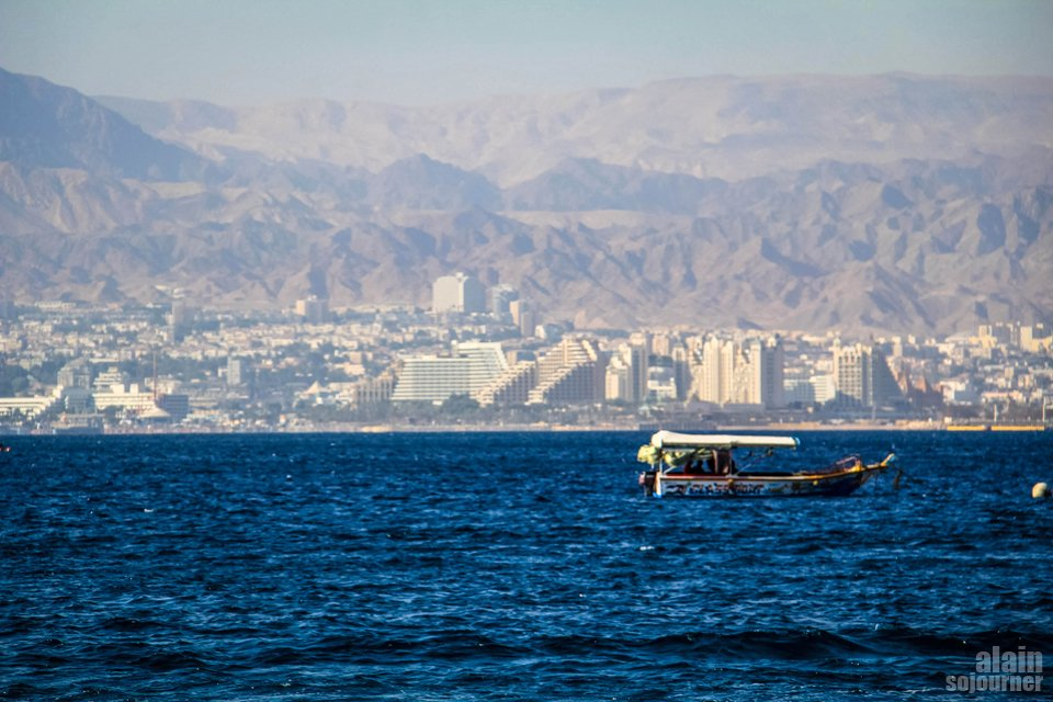 Things to do and see in Jordan: Go scuba diving in Aqaba.