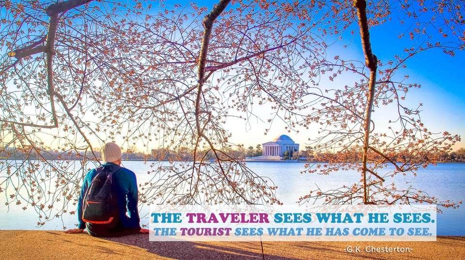 Chesterton Travel Quote