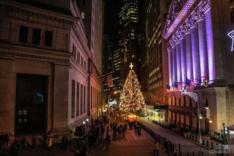 Christmas Lights Brooklyn