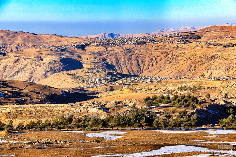 Things to do and see in Jordan: Visit Dana Reserve.