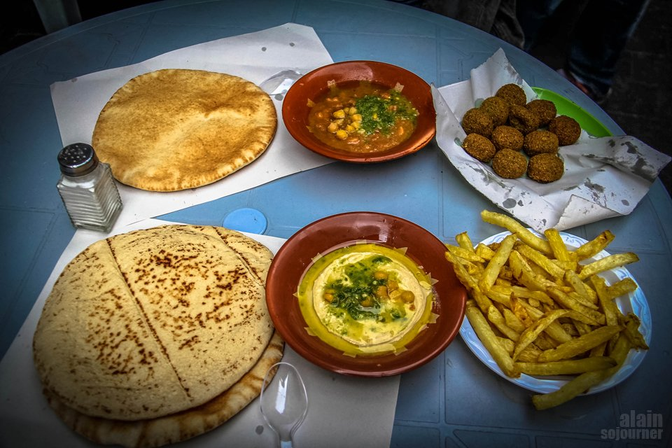 Things to do and see in Jordan: Eat Jordanian Food
