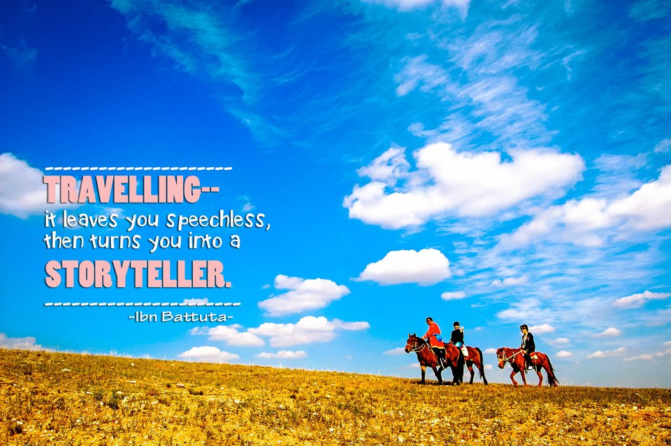 Ibn Battuta Travel Quote Travel Quotes for the Wandering Souls