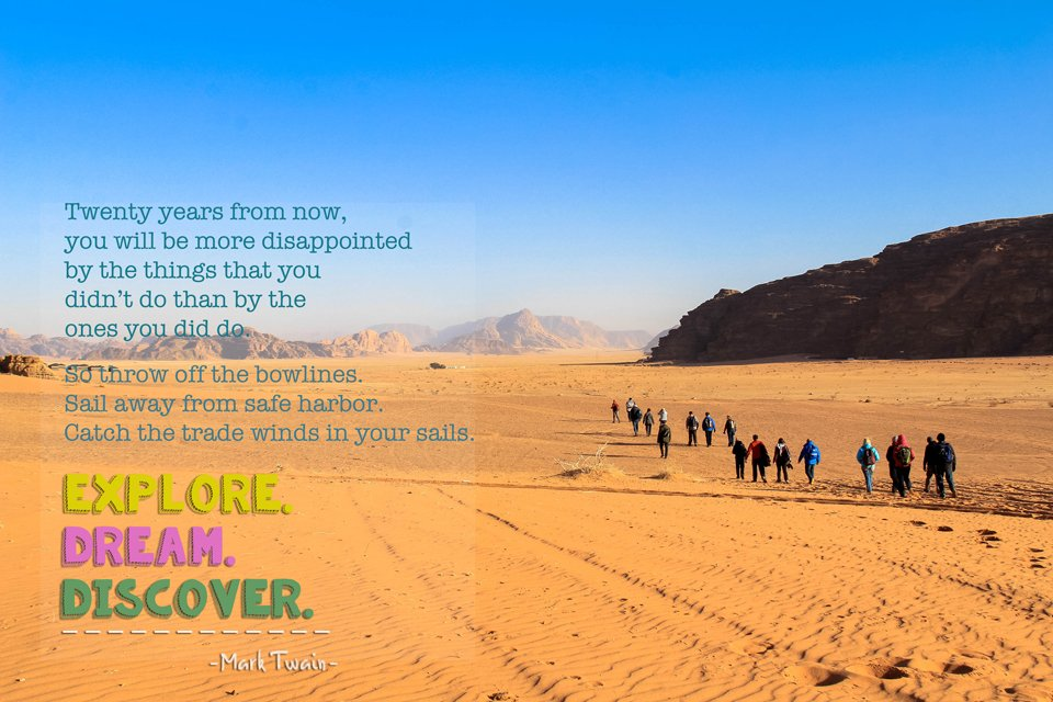 Mark Twain Travel Quote Travel Quotes for the Wandering Souls
