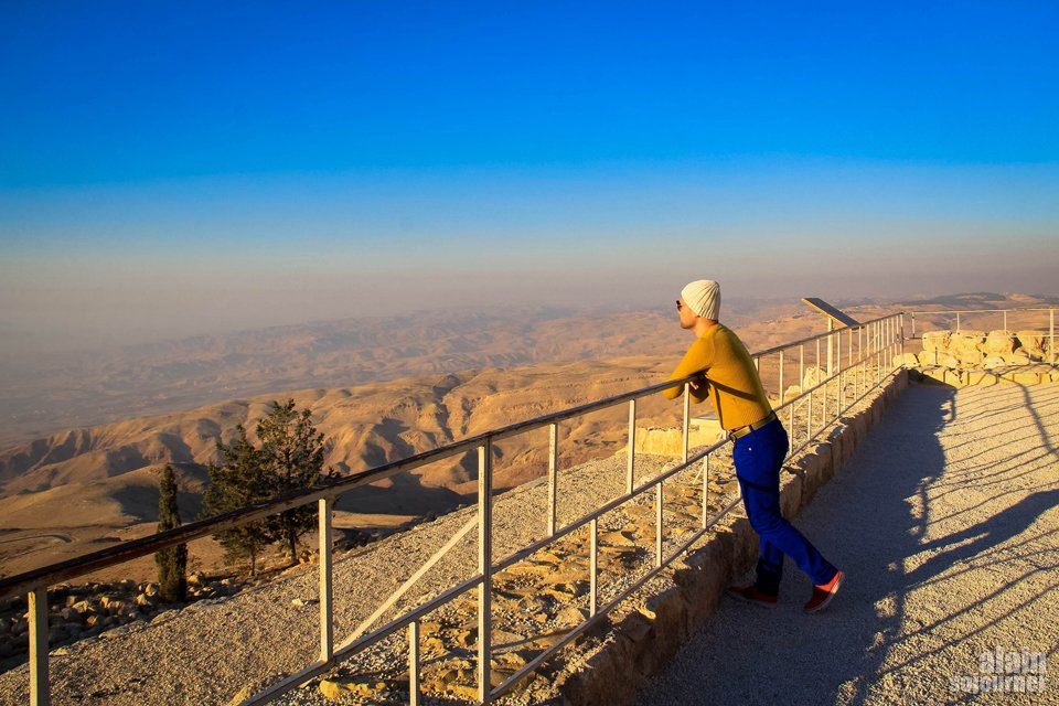 Things to do and see in Jordan: Visit Mt. Nebo.