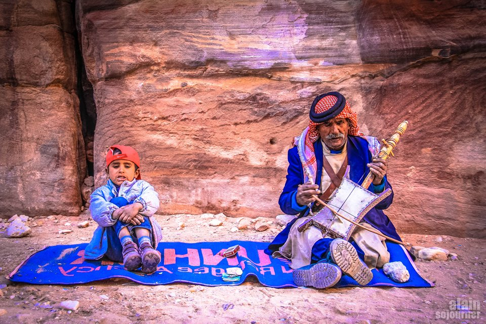 Things to do and see in Jordan: Meet the locals.