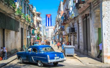 Things to do in Cuba Cuba Classic Car Street