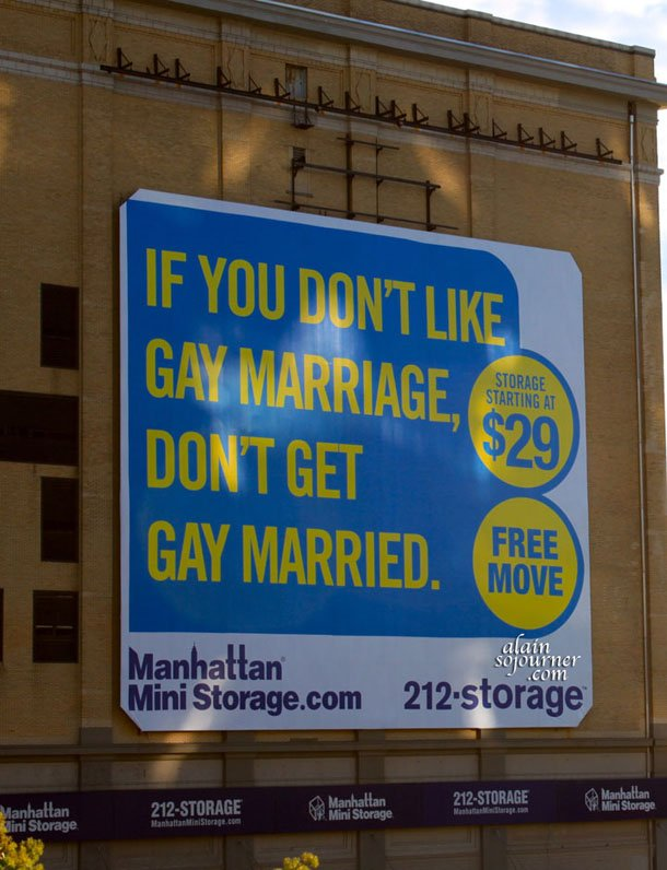 Gay Marriage Ad