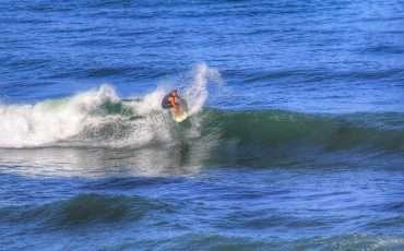 La Jolla Surfer 1