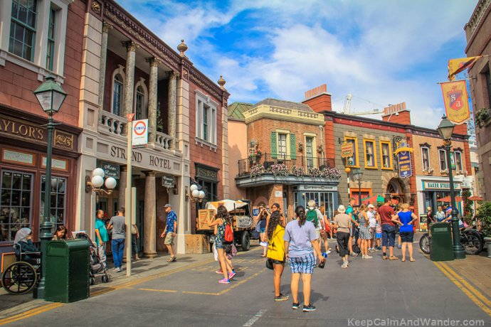 What to do and see at Universal Studios in Los Angeles European Boulevard Gay Travel Blog
