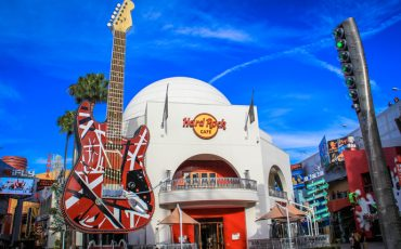 Hard Rock Cafe Universal Studios 1
