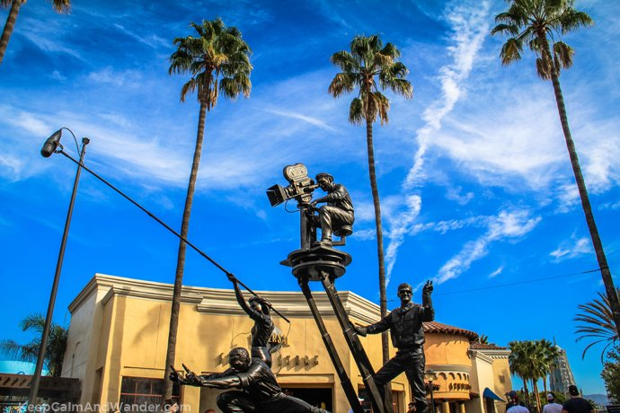 Universal Studios in Los Angeles Travel Blog