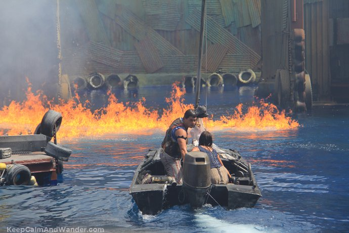 What to do and see at Universal Studios in LA.