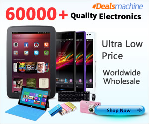 Dealsmachine.com, Ultra Low Prices for Super High Quality Electronics!