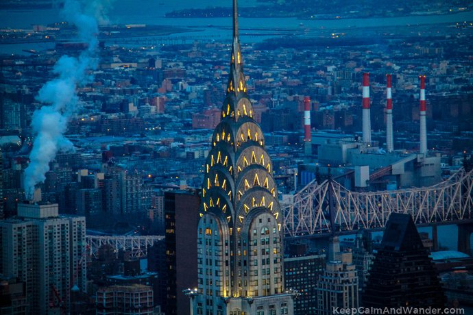 Chrysler Building is New York's Most Beautiful Art Deco Architecture