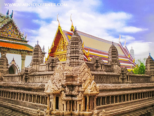 Grand Palace Bangkok / Things to do and see in Bangkok.