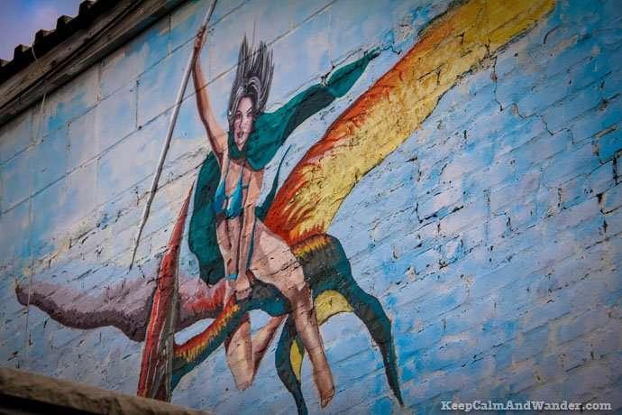 Brooklyn Grafitti and Bushwick Collective Tour.