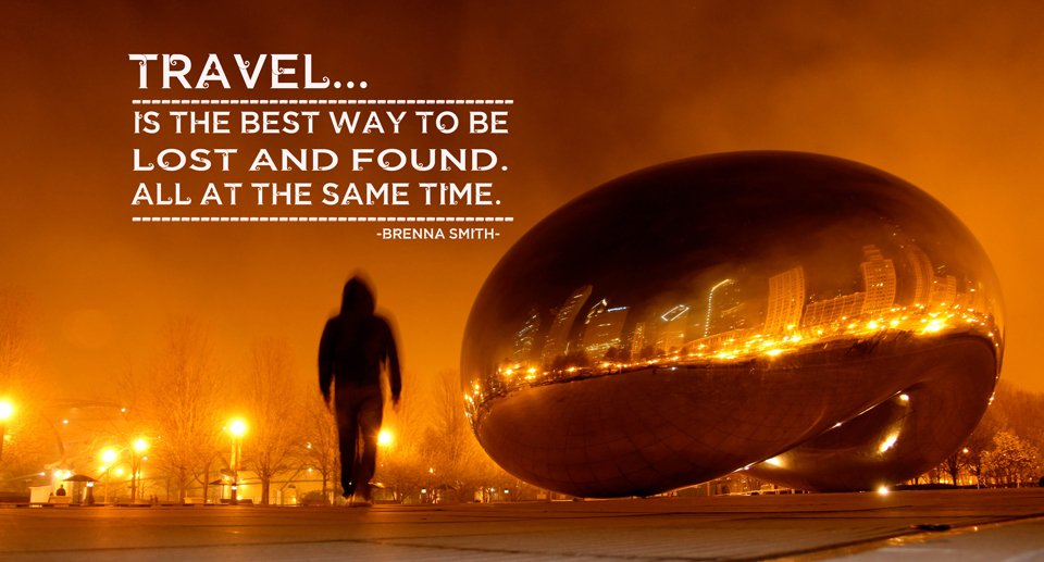 Brenna Smith Inspiring Travel Quote