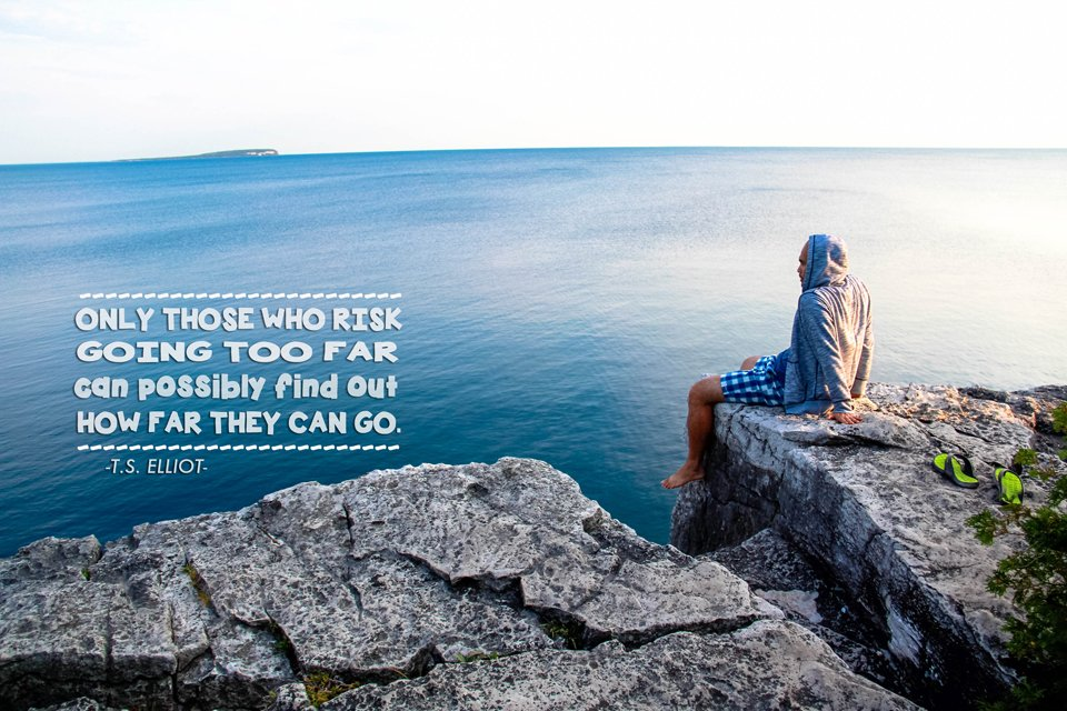 TS Elliot  Inspiring Travel Quote Travel Quote