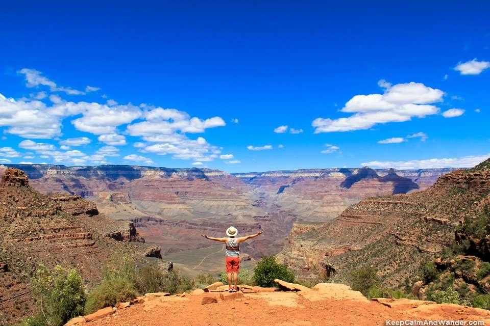 Grand Canyon Bright Angel Trailhead