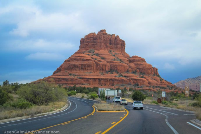 Bell Rock Is Sedona the most beautiful city in America?