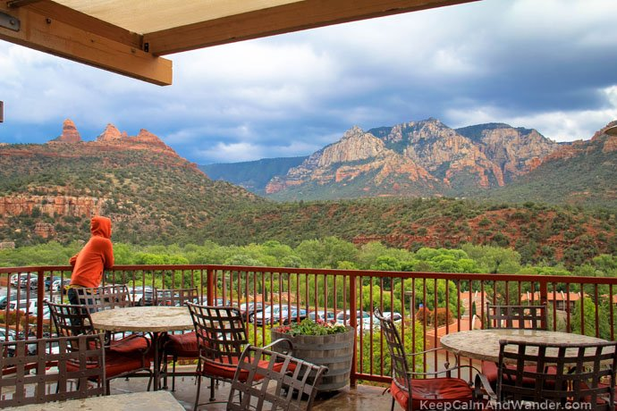 Is Sedona the most beautiful city in America? Hotels in Sedona Cafe in Sedona