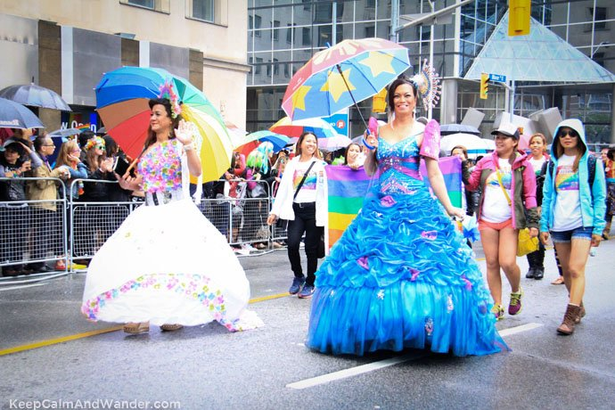 The Philippines at Toronto Pride Parade 2015.