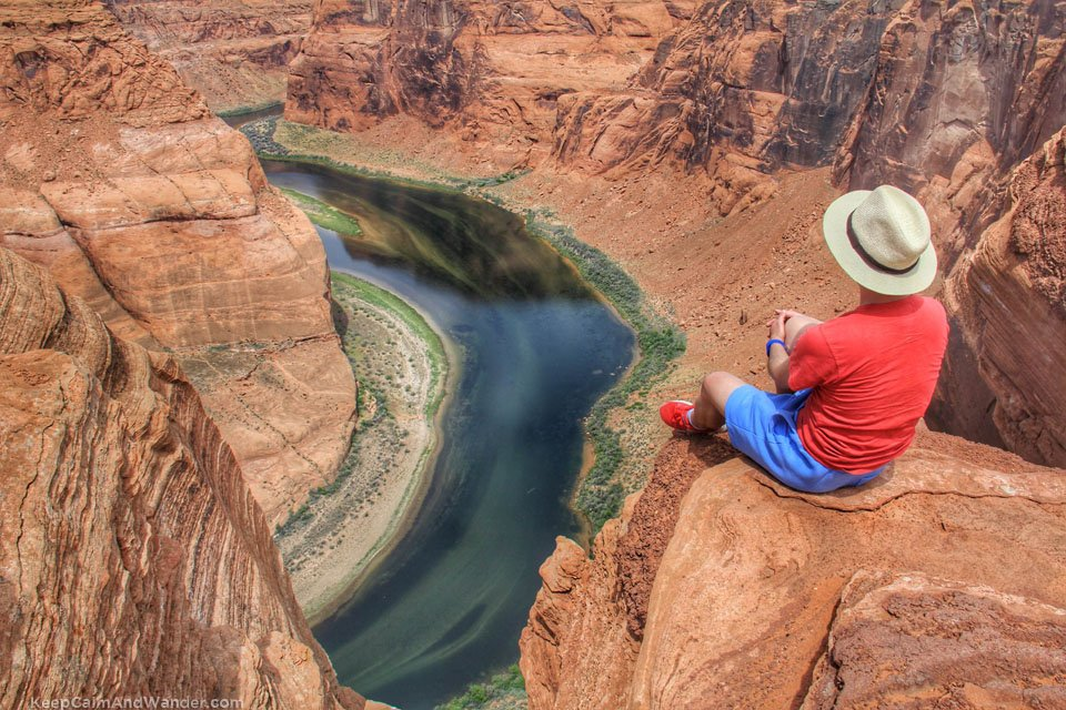 Horse shoe Bend Page Arizona