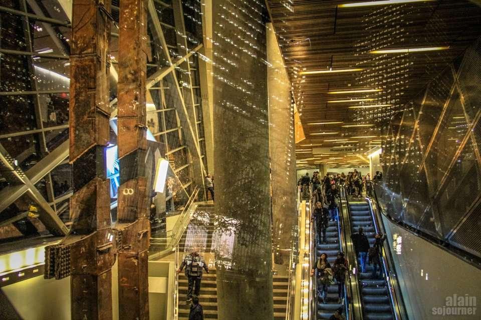911 Memorial Museum in New York City.