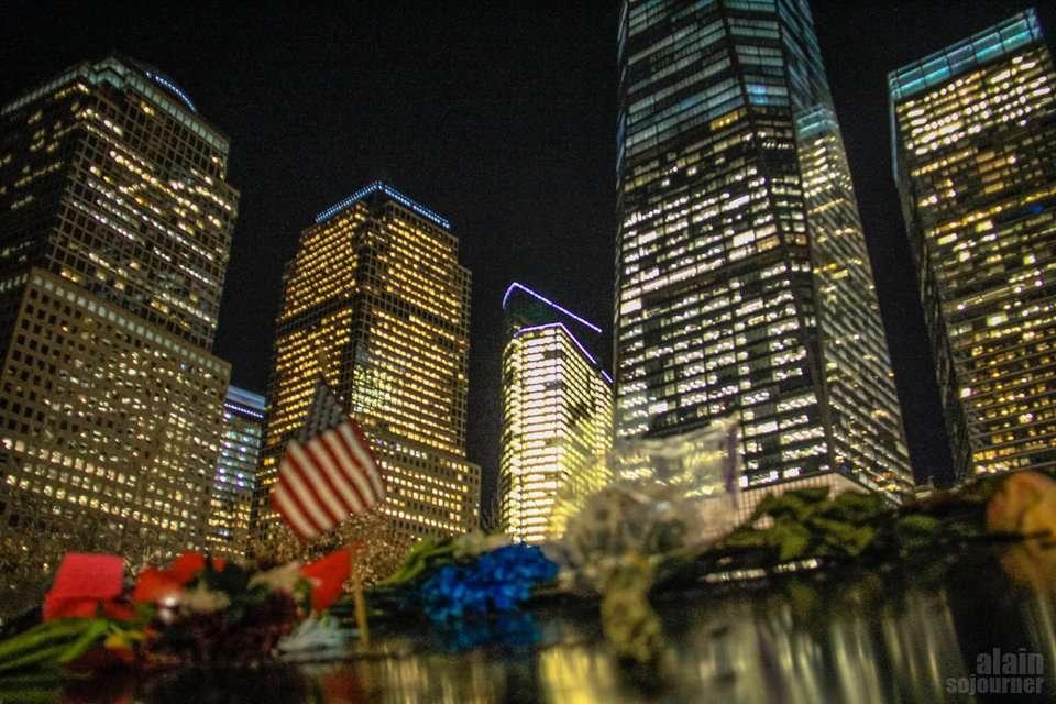 911 Memorial in New York