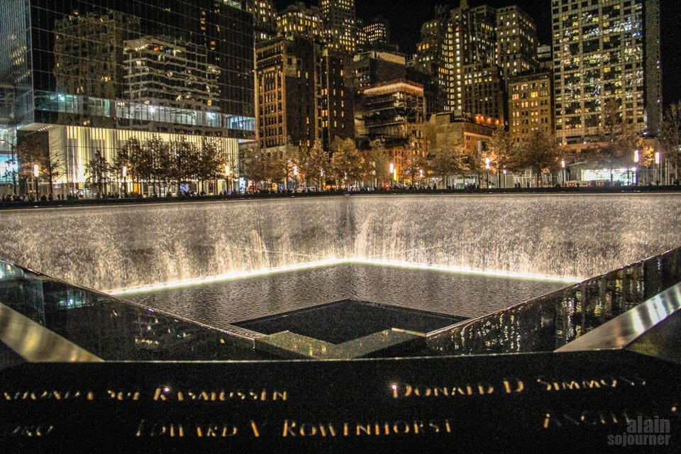 The best time to visit 911 memorial in new york for Best time to see new york