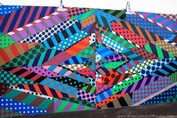 Coney Island Murals, Brooklyn, New York.