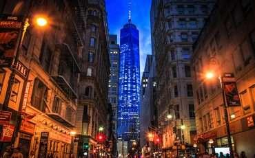 One World Tower New York 10