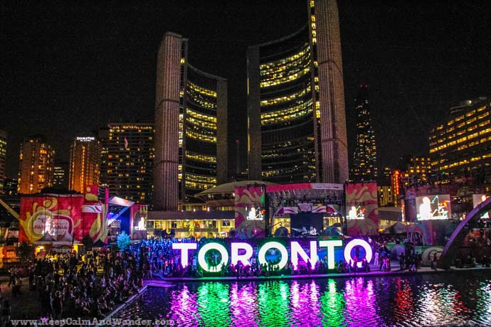 Toronto City Hall Has A New Look