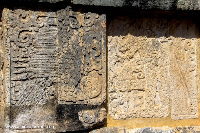 Chichen Itza Pyramid Mexico Kukulkan Cancun Tulum 12