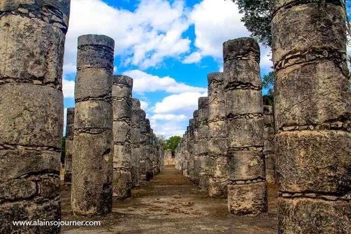 Chichen Itza Pyramid Mexico Kukulkan Cancun Tulum 19