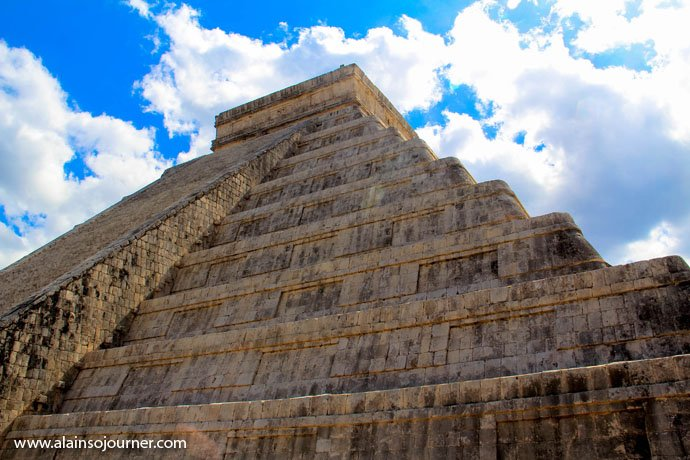 Chichen Itza Pyramid Mexico Kukulkan Cancun Tulum 5