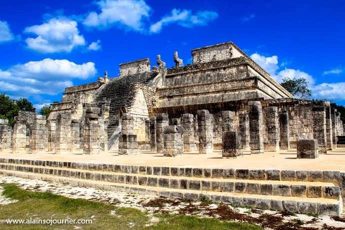 Chichen Itza Pyramid Mexico Kukulkan Cancun Tulum 7